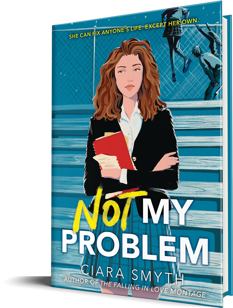 Not My Problem Cover